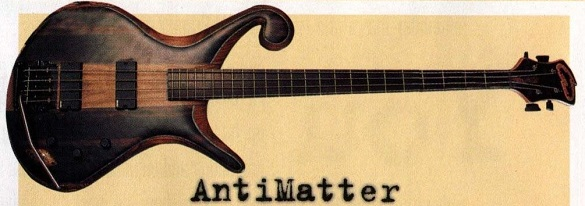 "Les Claypool's 1999 ""Antimatter Bass"""