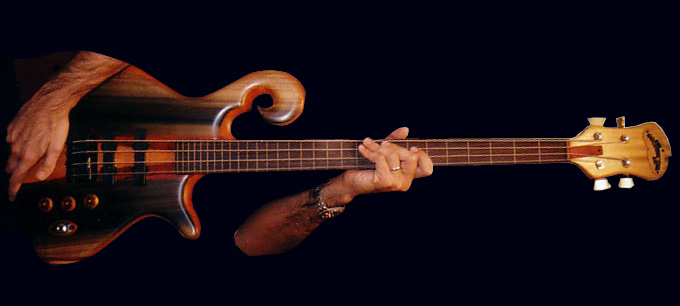 Les Claypool's 2002 4-string piccolo
