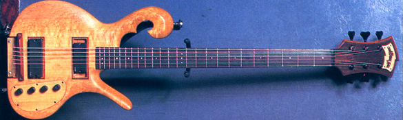 Les Claypool's 1977 Maple 6-string