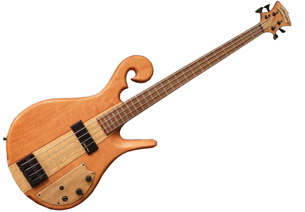 Example 4-string semi-frills bass